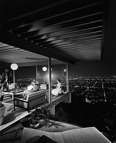 Case Study House No. 22, Hollywood Hills, 1960